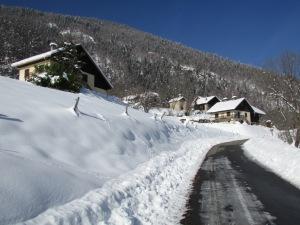 Le hameau de la Minière